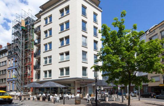Bureau privé, gare de Luxembourg
