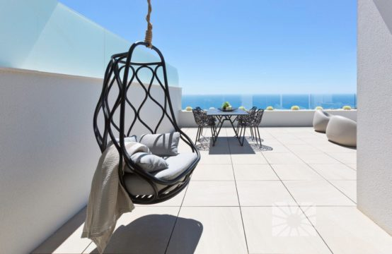 Superbe Appartement, 3 chambres, 2 salles de bain à Benitatxell, Costa Blanca, Espagne