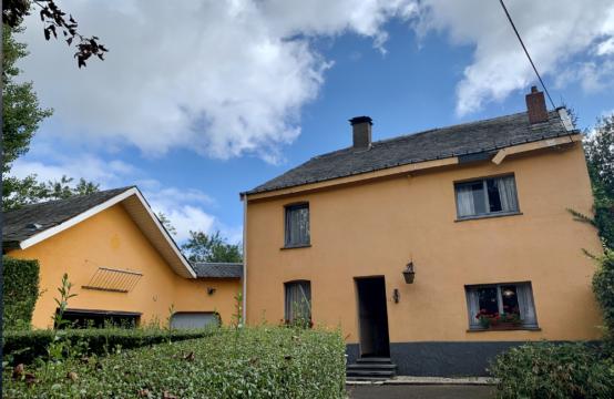 Une belle maison à rénover à vendre en Belgique