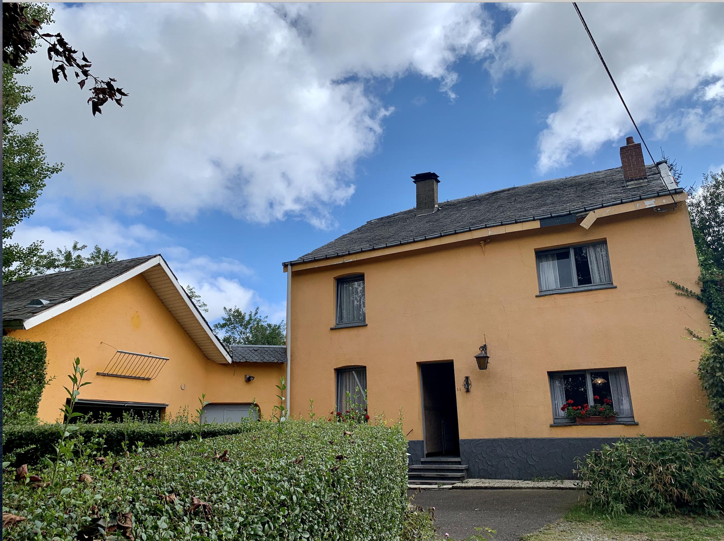 kleinbettingen maison vendre belgique