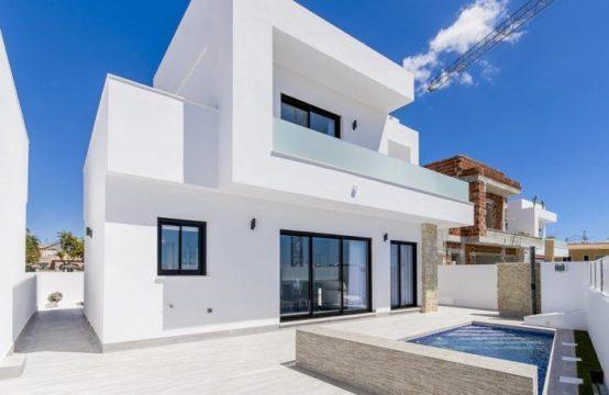 Très belle villa, 3 chambres, 2 salles de bain, à Los Montesinos, Costa Blanca, Espagne